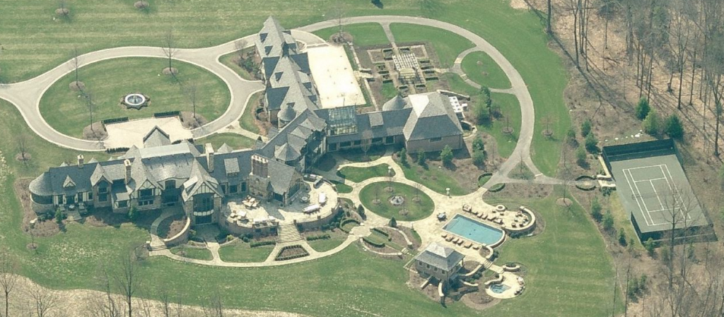 Scott Wolsteins Ohio Mega Estate